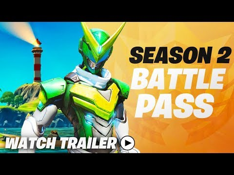 Fortnite Chapter 2 - Season 2 | Battle Pass