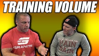 Training Volume | What Is The Right Amount