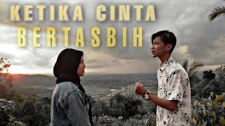 Download lagu KETIKA CINTA BERTASBIH - MELLY FT AMEE COVER GALIH BANGUN FT ECHA