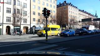 Turbo Dashcam #11 - No rules in Stockholm