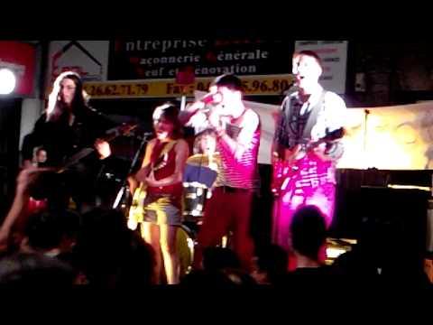 les Barjoks .Fête de la musique Aubenas 2014
