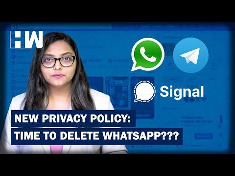 WhatsApp New Privacy