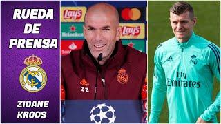 REAL MADRID Zidane CUENTA con Ramos y Hazard vs Chelsea. Kroos quiere ofensiva | Champions League
