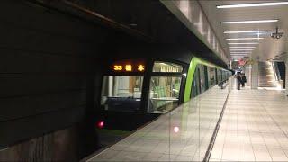 【ななくません】福岡市地下鉄七隈線3000系@天神南駅