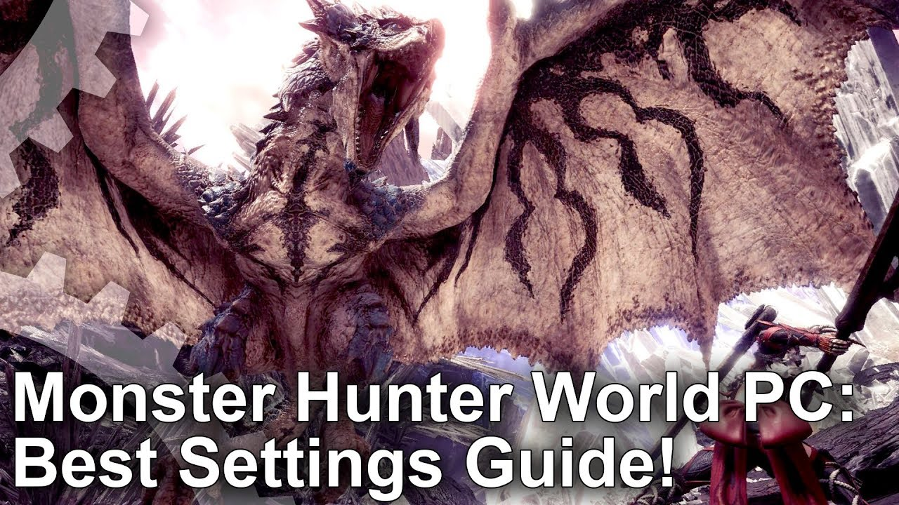 What does it take to run Monster Hunter World on PC at