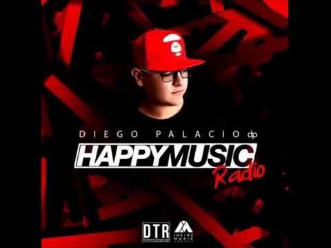 Diego Palacio Happy Music Radio