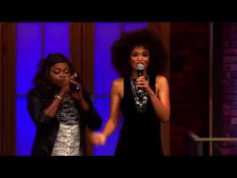 Funke Akindele performs to Janet Jackson's What Have You Done For Me Lately | Lip Sync Battle Africa