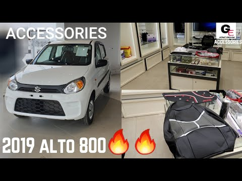 2019 Maruti Suzuki Alto 800 Accessories Modified Alto 800 With Prices Youtube