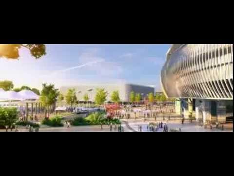 Proposed Kuala Lumpur Sports City