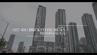 SOLD!! 217-4011 Brickstone Mews Mississauga | Virtual Tour
