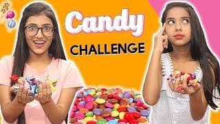 Twin Telepathy Candy Challenge  SAMREEN ALI