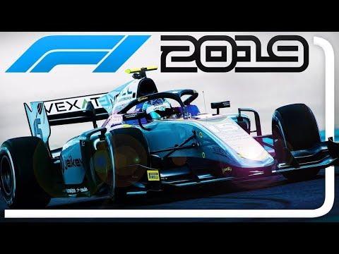 F1 2019 🔥 ÚJ UPDATE 🔥 HAAS KARRIER 🏆 AI: 110 🔥 ELSŐ SZEZON 27 karrier