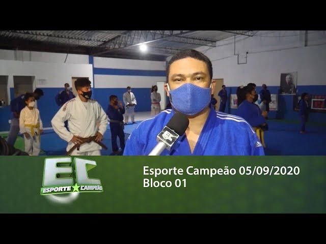 Esporte Campeão 05/09/2020 - Bloco 01