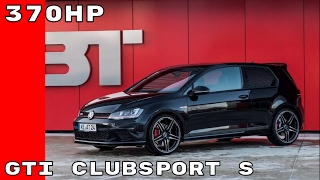 ABT Sportsline Volkswagen Golf VII R 370 HP 2014 Videos