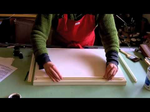 My Boga Board Watercolor Stretcher Board Arrived In The