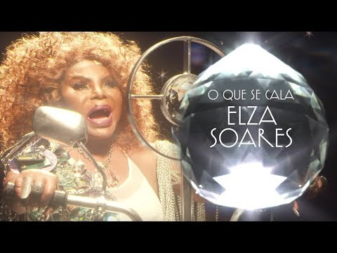 Elza Soares - O Que Se Cala (Videoclipe Oficial)