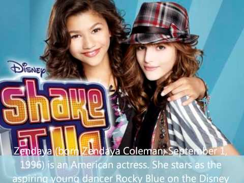 NEW SONG BLING BLING BY SHAKE IT UP AND BIOGRAPHY FOR CECE AND ZENDAYA