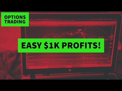 Options Trading For Easy $1,000 Profits