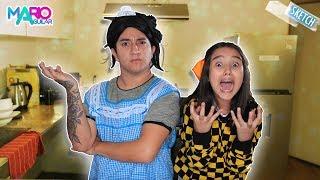 Cuando te cuida la comadre de tu mamá | Gibby | Mario Aguilar thumbnail
