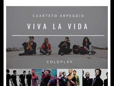 Cuarteto Arpeggio En Directo - Viva la vida, Coldplay