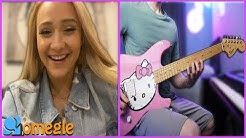 Playing Guitar on Omegle but I pretend I'm a beginner
