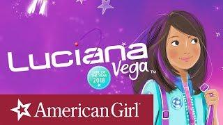 خلق لوسيانا   لوسيانا فيغا: فتاة من العام 2018   فتاة أمريكية