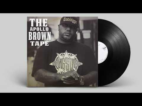 Apollo Brown - The Apollo Brown Beattape VOl.01 (HipHop Instrumentals, Underground Hip-Hop Beats)