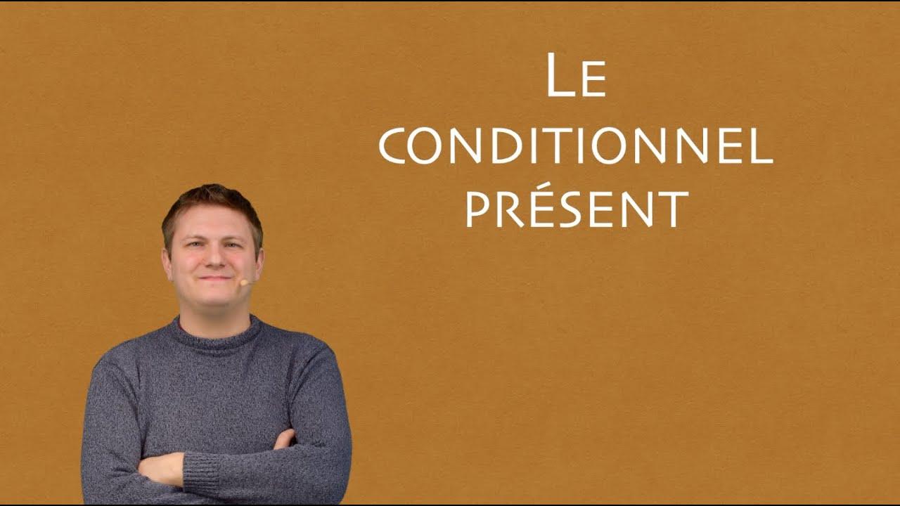 Download Le conditionnel présent - Conjugaison française