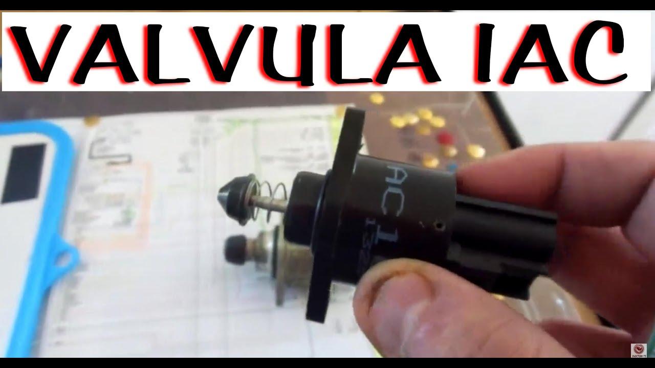 Valvula Iac Tips Para Su Diagnostico Youtube