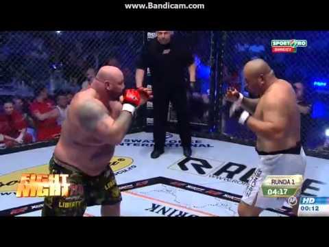 Alexandru Lungu vs Mighty Mo