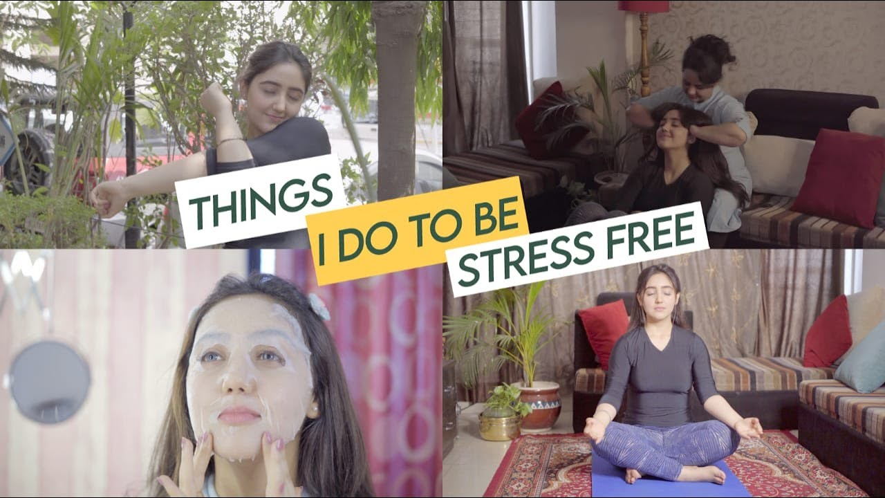 4 tips to overcome examination stress | Ashnoor Kaur