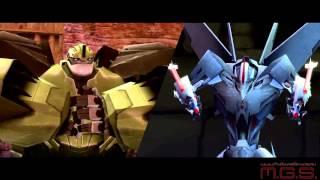 Transformers Prime: The Game - Трейлер Соперничество