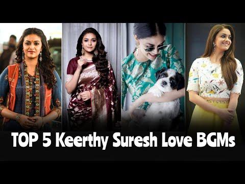 Top 5 Keerthi Suresh Lovely Ringtone || The Super Khiladi 3 Ringtone || The Super Khiladi 4 Ringtone