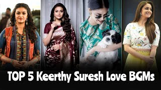 Top 5 Keerthi Suresh Lovely Ringtone || The Super Khiladi 3 Ringtone || The Super Khiladi 4 Ringtone