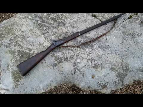 Shooting the Model 1873 Springfield Trapdoor in 45-70