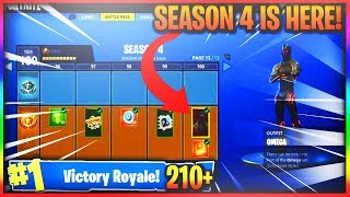"""LEVEL 40 """"CARBIDE OUTFIT"""" UNLOCKED! ROAD TO LEVEL 100 IN FORTNITE BATTLE ROYALE!"""