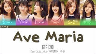 Video GFRIEND - Ave Maria  LEGENDADO (Color Coded HAN/ROM/PT-BR) download MP3, 3GP, MP4, WEBM, AVI, FLV Desember 2017