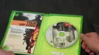 BattleField Bad Company 2 : Limited Edition - UNBOXING- HD