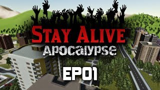 Stay Alive Apocalypse | Survival Gameplay | EP01