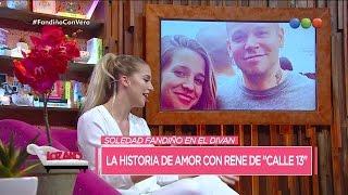 ¿Cómo se conocieron Soledad Fandiño y René? - Cortá Por Lozano
