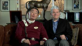 BE COUNTED - George Takei & Brad Altman