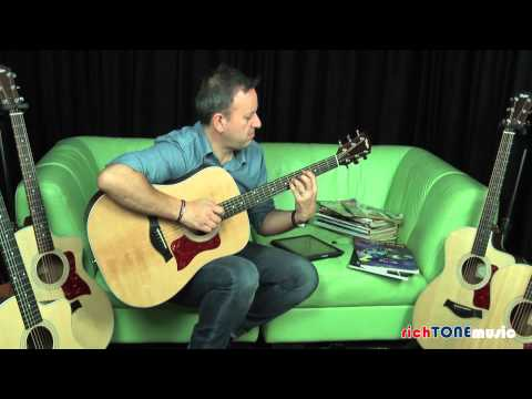 Taylor 210 - Taylor Acoustic Guitar