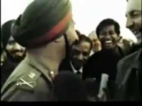 Pakistani Surrender in 1971