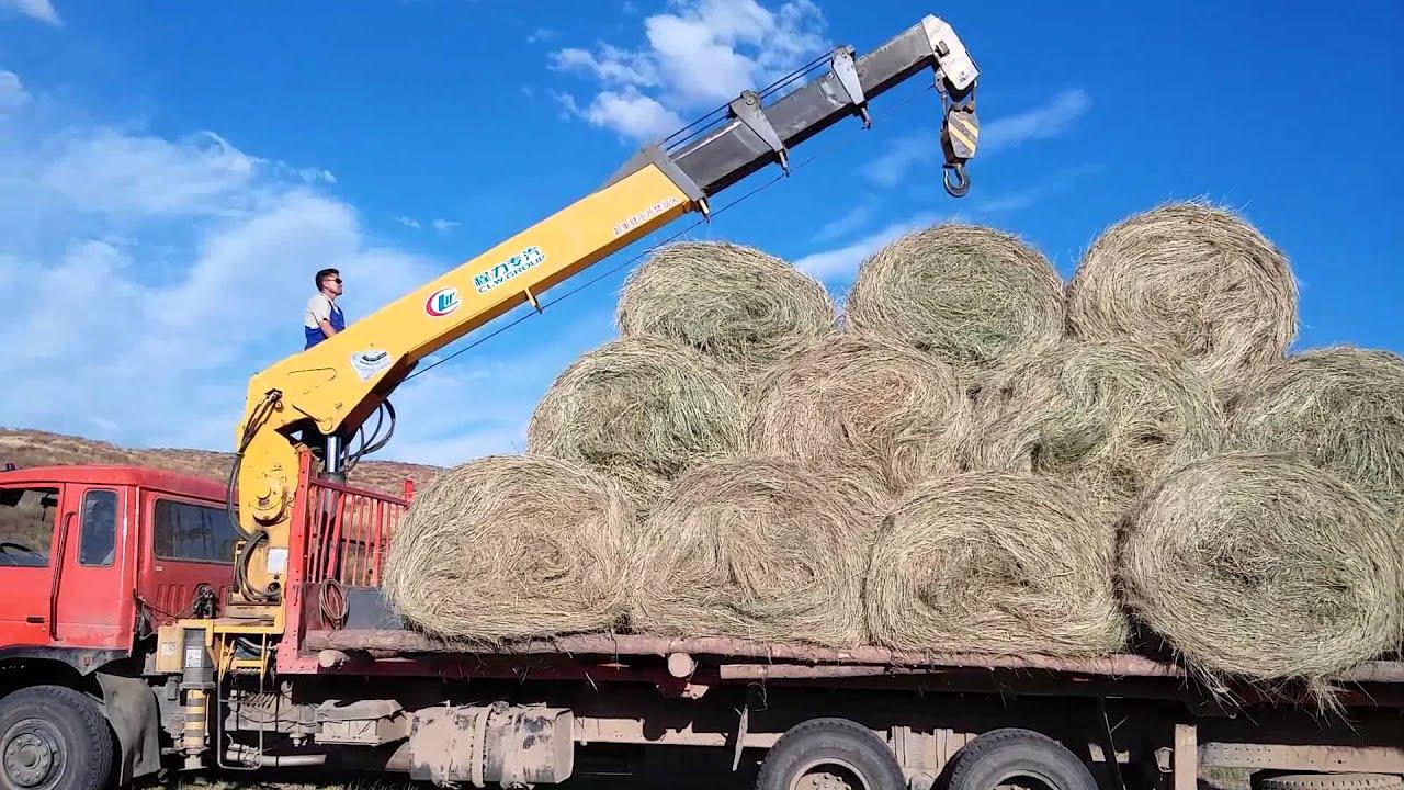 Аренда манипулятора 12 тонн Ивановец на шасси Камаз