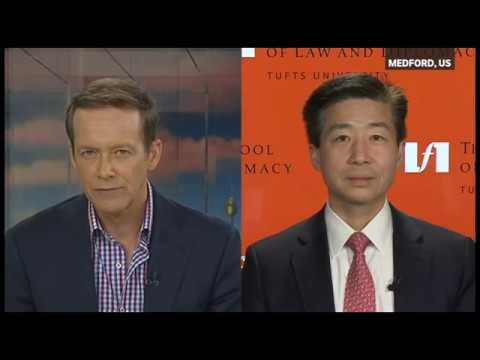 Prof. Sung-Yoon Lee on ABC News Australia