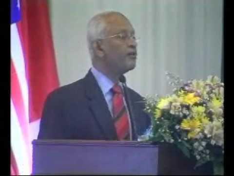 Defence seminar 2012  - Mr. Lalith Weerathunga Speech