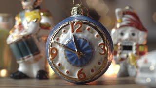 Елочные игрушки из фарфора | Porcelain Christmas toys