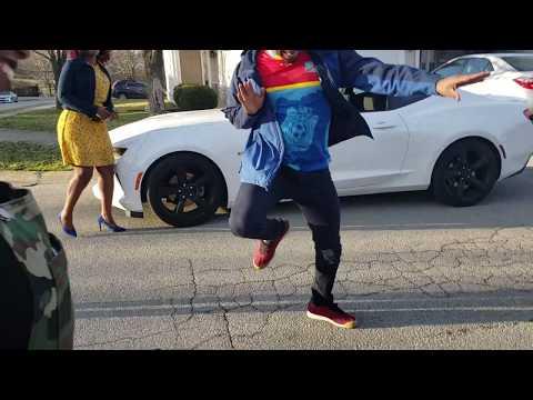 Gaz Mawete - Olingi nini   Cypher Afro dancing moves  Alfrobeats.