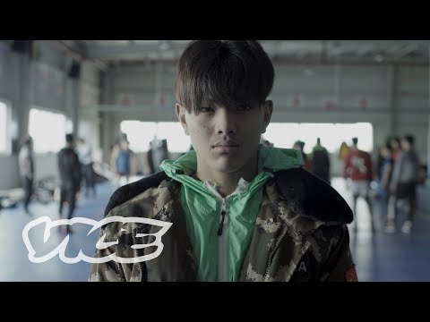 China's MMA Club for Poor and Orphaned Boys