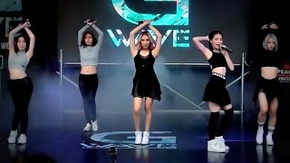 """Audition"" by ""ไกอา"" (GaiA) @ ""G-WAVE Cover Dance 2016"""